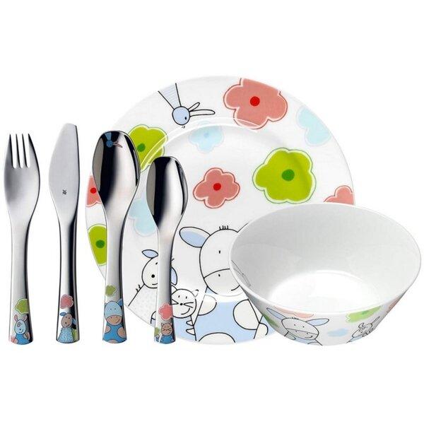 Кухненски прибор WMF 1294459964 Детски комплект прибори от 6 части