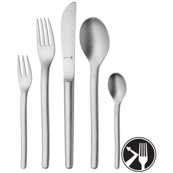 Кухненски прибор WMF 1122916330 Комплект прибори от 30 части EVOQUE