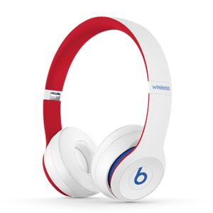 Слушалки с микрофон Beats SOLO3 WIRELESS ON-EAR - CLUB WHITE MV8V2