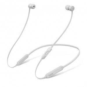 Слушалки с микрофон Beats BEATSX WIRELESS - SATIN SILVER MTH62