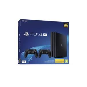 Конзола Sony PS4 1TB PRO + DS4 v2