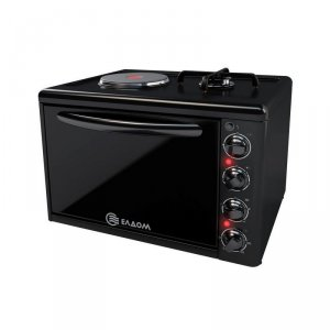 Готварска печка мини Елдом 213VFEN***