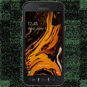 Мобилен телефон Samsung SM-G398FZKD GALAXY XCOVER 4S DS BLACK