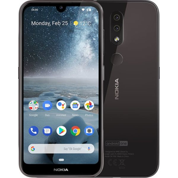 Мобилен телефон Nokia 4.2 DS BLACK
