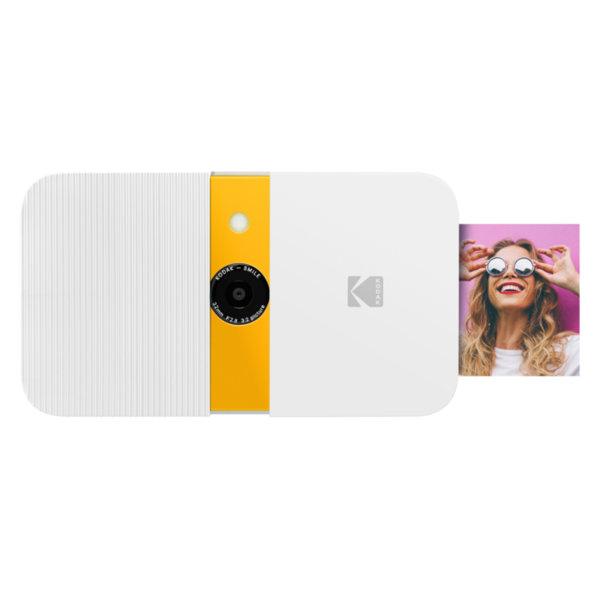 Фотоапарат Kodak Smile White/Yellow RODSMCAMWY
