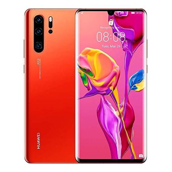 Мобилен телефон Huawei P30 PRO VOG-L29D 256GB DS AMBER SUNRISE