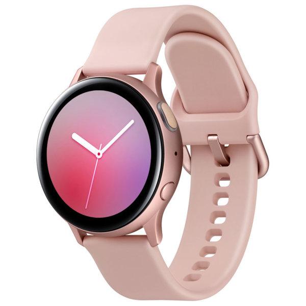 Смарт часовник Samsung GALAXY WATCH ACTIVE 2 PINK GOLD R830NZD 40 MM , 1.20 , 4 , 768MB , DUAL CORE 1.15GHz