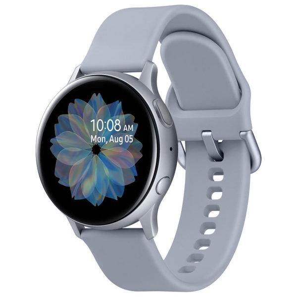 Смарт часовник Samsung GALAXY WATCH ACTIVE 2 SILVER ALUMINUM R820S 44 MM , 1.40 , 4 , 768MB , DUAL CORE 1.15GHz