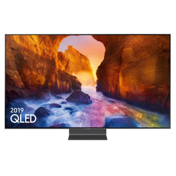 Телевизор Samsung QE55Q90RATXXH , 139 см, 3840x2160 UHD-4K , 55 inch, QLED