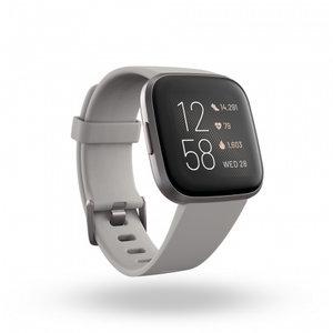Смарт часовник Fitbit VERSA 2 STONE/MIST GREY FB507GYSR