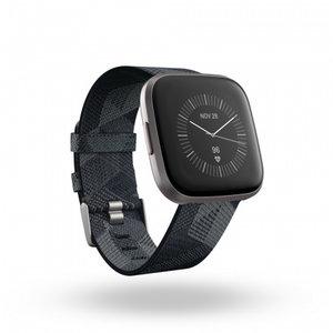 Смарт часовник Fitbit VERSA 2 SE SMOKE WOVEN FB507GYGY