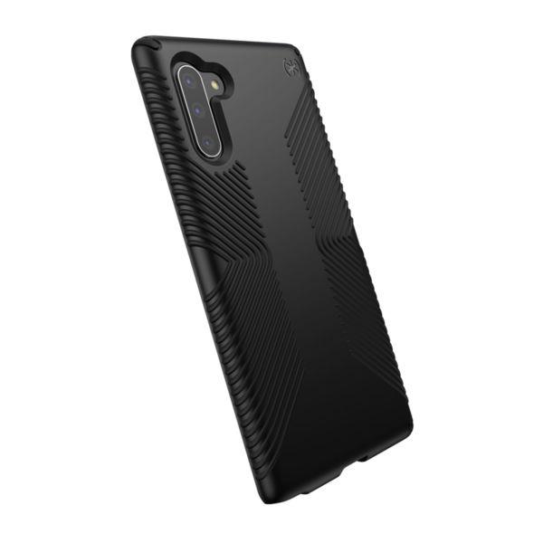 Калъф за смартфон Speck SAMSUNG NOTE10 GRIP BLACK 130614-1050