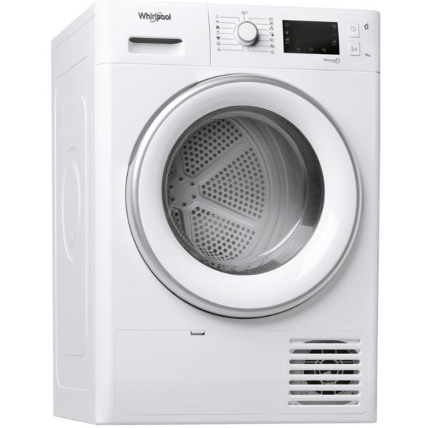 Сушилня Whirlpool FT M22 9X2S EU , 9 kg, A++ , Бял