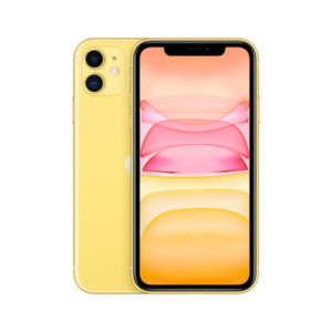 Мобилен телефон Apple IPHONE 11 64GB YELLOW MWLW2