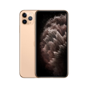 Мобилен телефон Apple IPHONE 11 PRO MAX 64GB GOLD MWHG2