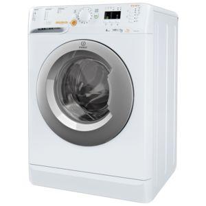 Пералня със сушилня Indesit XWDA 751480X , A , бял