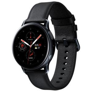 Смарт часовник Samsung GALAXY WATCH ACTIVE 2 BLACK STEEL R820NSK 44 MM