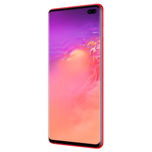 Мобилен телефон Samsung SM-G975FZRD GALAXY S10+ DS RED 128GB