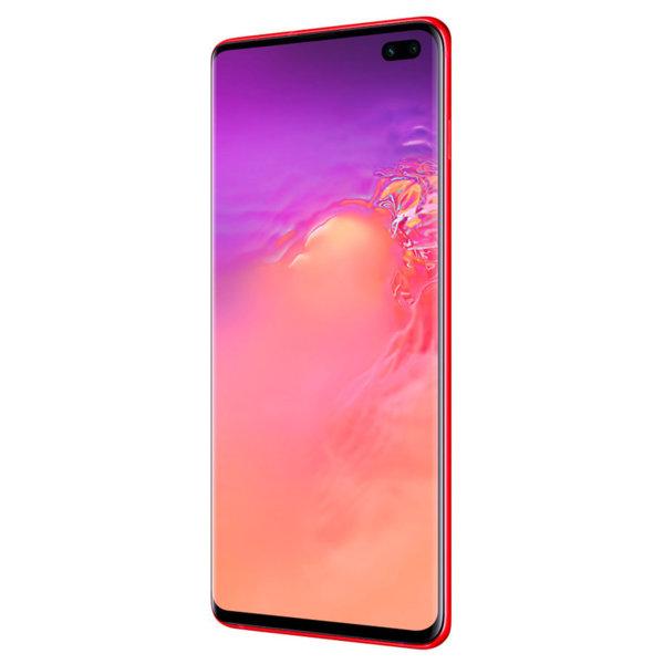 Мобилен телефон Samsung SM-G975FZRD GALAXY S10+ DS RED 128GB