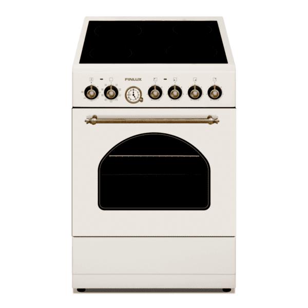 Готварска печка (ток) Finlux RUSTIC 50 , Керамични , Шампанско