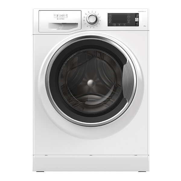 Пералня Hotpoint-Ariston NLLCD 1047 WC AD *** , 10.00 kg, 1400 об./мин., A+++ , Бял