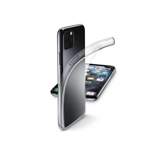 Калъф за смартфон Cellularline FINE iPhone 11 Pro ПРОЗРАЧЕН