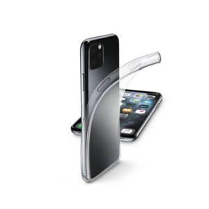 Калъф за смартфон Cellularline FINE iPhone 11 Pro Max ПРОЗРАЧЕН