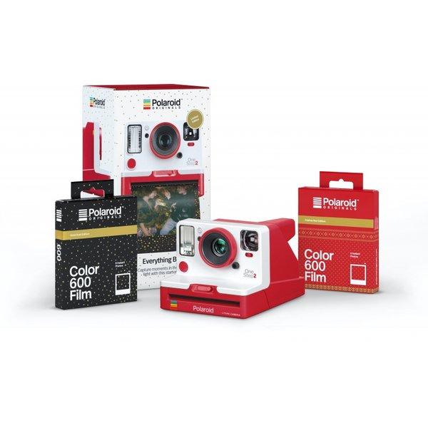 Фотоапарат Polaroid ONESTEP 2VF HOLIDAY BOX 004961