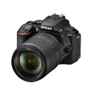 Фотоапарат Nikon D-5600 + 18-140VR