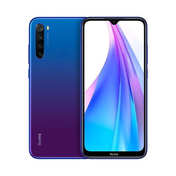 Мобилен телефон Xiaomi REDMI NOTE 8T 64/4 DS BLUE MZB8479EU