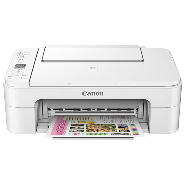Мастиленоструен принтер Canon PIXMA TS3151 AIO WHITE , Мастиленоструен