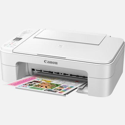 Принтер Canon PIXMA TS3151 AIO WHITE , Мастиленоструен