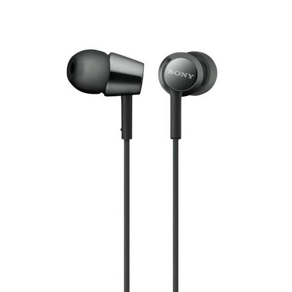Слушалки с микрофон Sony MDR EX155APB