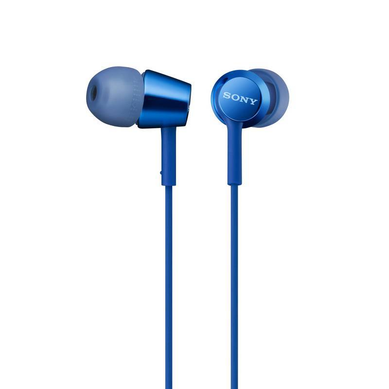 Слушалки с микрофон Sony MDR EX155APL