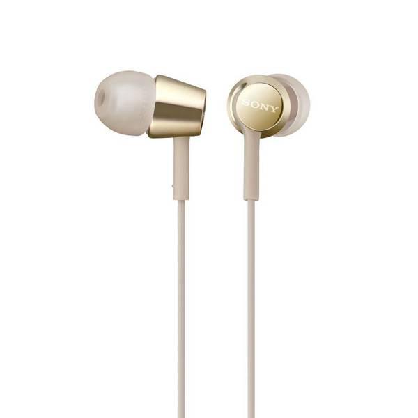 Слушалки с микрофон Sony MDR EX155APN