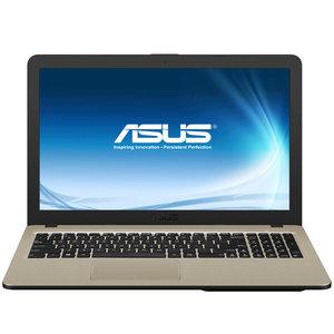 Ноутбук ASUS X540MA-GQ064 , 15.60 , 4 , 500 , Intel N4000 DUAL CORE , Intel UHD Graphics 600 , Без OS