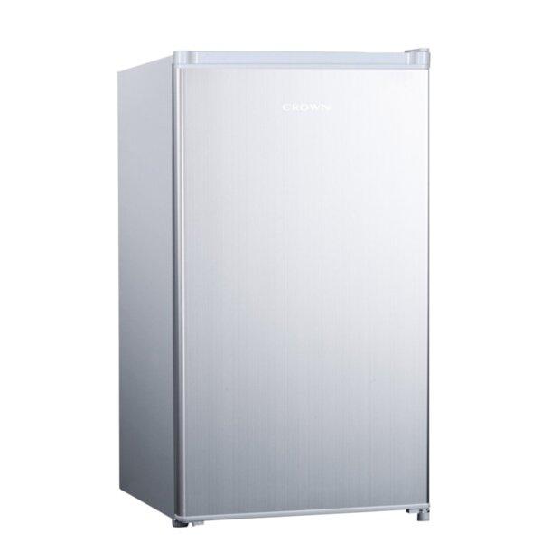 Хладилник Crown DF-112A SI , 93 l, A+ , Инокс , Статична