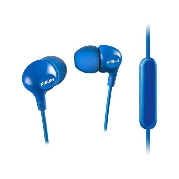 Слушалки с микрофон Philips SHE3555BL/00