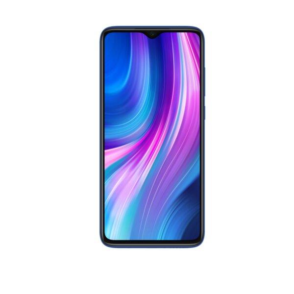 Мобилен телефон Xiaomi REDMI NOTE 8 PRO 64/6 DS BLUE MZB8545EU