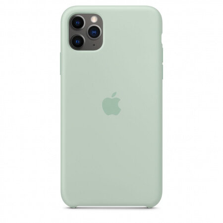 Калъф за смартфон Apple IPHONE 11 PRO MAX SILICONE CASE BERYL MXM92