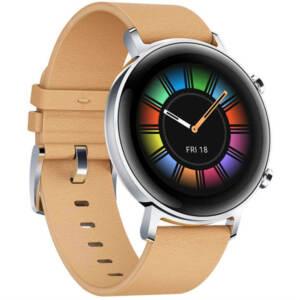 Смарт часовник Huawei WATCH GT 2 DIANA-B19V GRAVEL BEIGE , 1.20 , 16 MB , 4GB