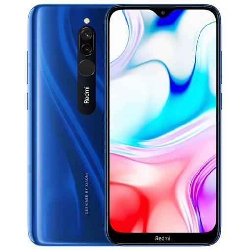 Мобилен телефон Xiaomi REDMI 8 64/4 DS SAPPHIRE BLUE MZB8417EU
