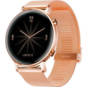 Смарт часовник Huawei WATCH GT 2 DIANA-B19B REFINED GOLD , 1.20 , 16 MB , 4GB