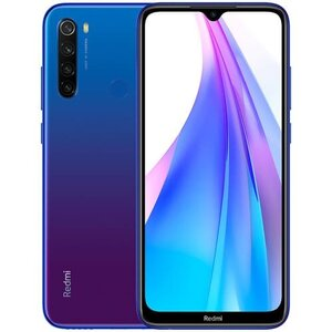 Мобилен телефон Xiaomi REDMI NOTE 8T 128/4 DS BLUE MZB8487EU