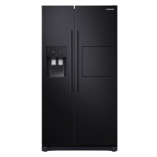 Хладилник с фризер Samsung RS50N3913BC/EO , 501 l, F , No Frost , Черен