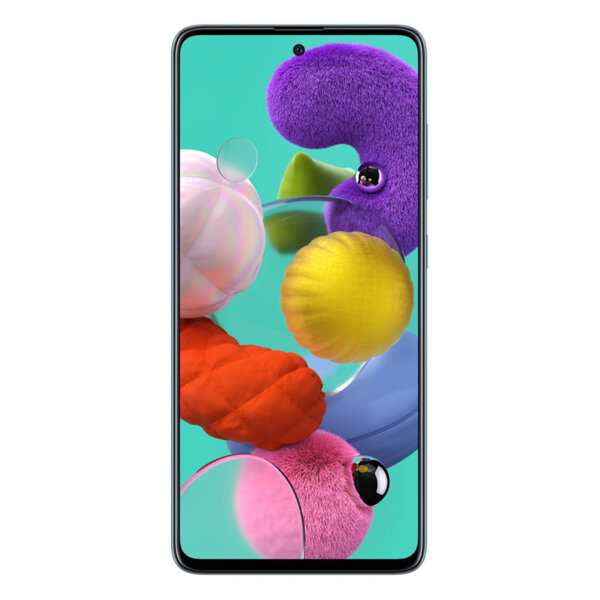 Мобилен телефон Samsung SM-A515FZBV GALAXY A51 DS BLUE