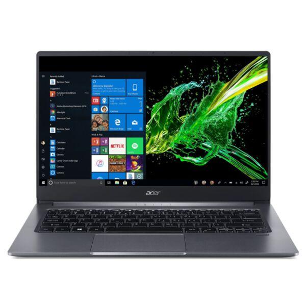 Ноутбук ACER SWIFT 3 SF314-57-510L NX.HJFEX.006 , 14.00 , 512GB SSD , 8 , Intel Core i5-1035G1 QUAD CORE , Intel UHD Graphics , Windows