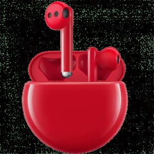 Слушалки с микрофон Huawei FREEBUDS 3 RED 55032452