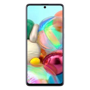 Мобилен телефон Samsung SM-A715FZKU GALAXY A71 DS BLACK