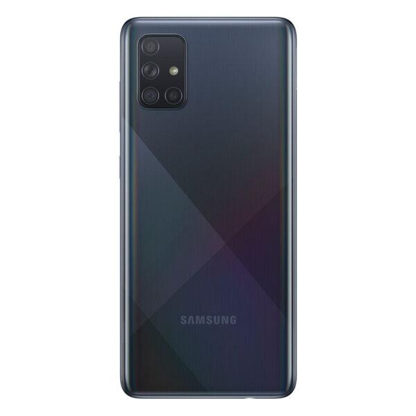 Смартфон Samsung GALAXY A71 DS BLACK SM-A715FZKU , 128 GB, 6 GB